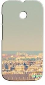 Pick Style Back Cover for Motorola Moto E2