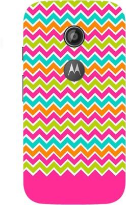 My Bestow Back Cover for Motorola Moto E (2nd Gen)