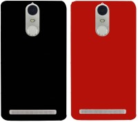 timeless design 8349c a4147 Unistuff Back Cover for Lenovo Vibe K5 Note (Black, Red)