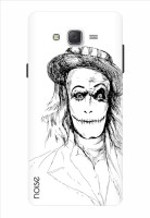 Noise Back Cover For Samsung Galaxy J5 (Multicolor)