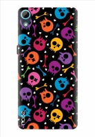 Noise Back Cover For HTC Desire 626G+ (Multicolor)