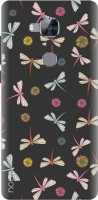 Noise Back Cover For Huawei G8 (Multicolor)