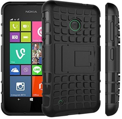 Cubix Shock Proof Case for Nokia Lumia 530 Dual Sim