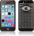 Ahha Back Cover For Apple IPhone 5S, 5 - Black