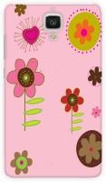 Rockmantra Back Cover For Xiaomi Mi 4 (Multicolor)