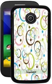 Vogueshell Back Cover for Motorola Moto E