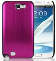 MiniSuit Back Cover for Samsung Galaxy Note 2  Pink, Black  available at Flipkart for Rs.4579