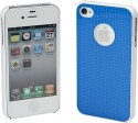ERD Back Cover For IPhone 4/4S - Blue, White