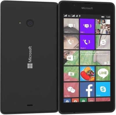 Cover Edge Back Replacement Cover for Microsoft Lumia 540