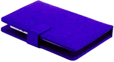 OM Book Cover for Lava Q Pad R704 Tablet
