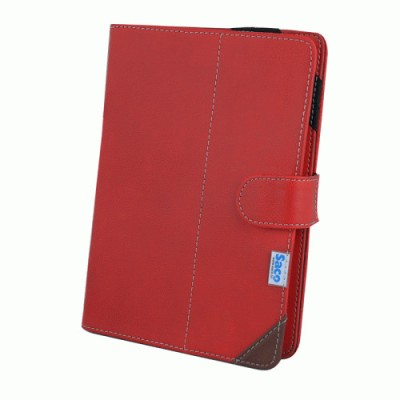 Saco Book Cover for Vizio VZ-K201 Tablet