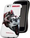 Draco Design Bumper Case For IPhone 5C - White - ACCDT9ZXSQRHKCGK
