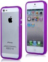 KolorFish Bumper Case For IPhone 5 - Purple