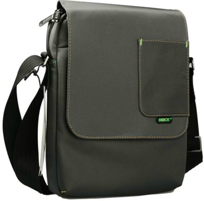 Rock iPad-3703CA Tablet PC HK Nylon for iPad Green Grey