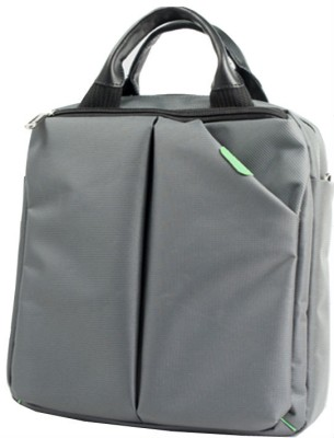 Rock iPad-3902CA Tablet PC Jacquard Bag for iPad Green - Grey