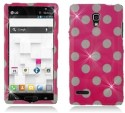 Aimo Grip Back Cover for LG Optimus L9: Cases Covers