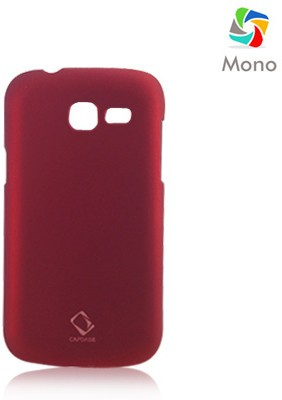 Mono Fit to Use for Samsung Galaxy Trend Duos Red available at Flipkart for Rs.299