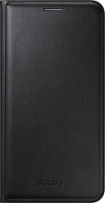 Samsung Flip Cover for Samsung Galaxy J5 at flipkart