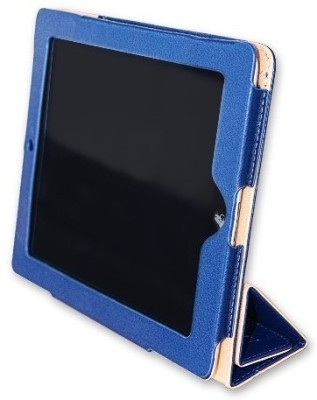 Flipper Flip Cover for Apple iPad 2, Apple iPad 3, Apple iPad 4 Blue