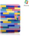 Mono Flip Cover for Videocon VT 75C Tablet - Multicolor