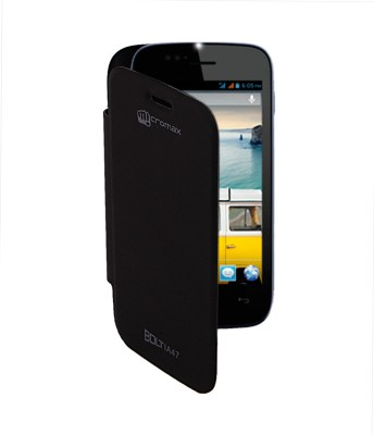 KolorEdge Flip Cover for Micromax Bolt A47 available at Flipkart for Rs.149