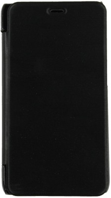QLS Flip Cover for Micromax Bolt A47 Black available at Flipkart for Rs.165