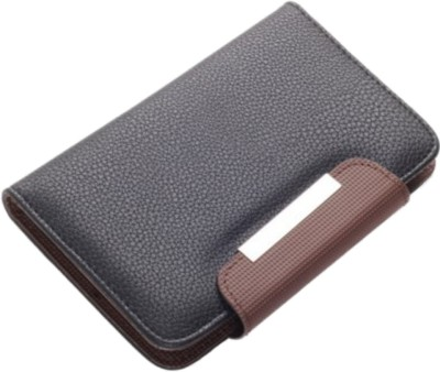 JOJO Flip Cover for Lenovo A390 Black, Brown available at Flipkart for Rs.590