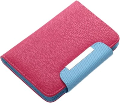 JoJo Flip Cover for Huawei Ascend G700 Exotic Pink, Blue available at Flipkart for Rs.590