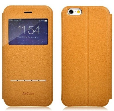Airplus Flip Cover for Apple iPhone 6 Plus at flipkart