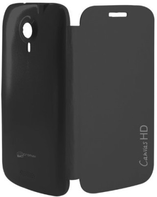 DDF Flip Cover for Micromax Canvas HD A116 available at Flipkart for Rs.222