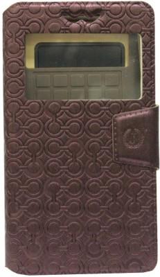 Jojo Flip Cover for GIonee Ctrl V4 available at Flipkart for Rs.590