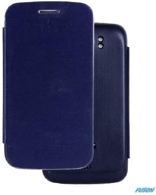 Fuson Flip Cover for Xolo Q900 Blue available at Flipkart for Rs.499