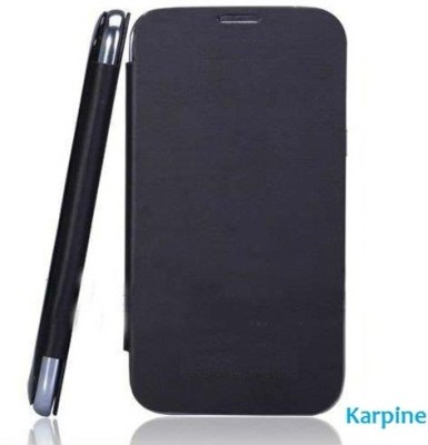 Karpine Flip Cover for Xolo Q900 Black available at Flipkart for Rs.149