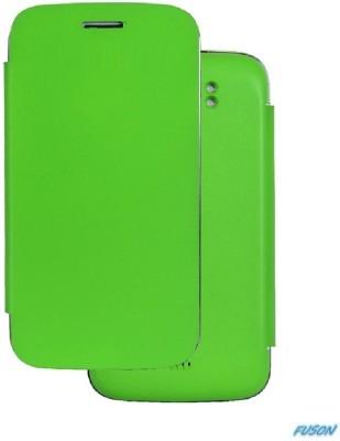 Fuson Flip Cover for Xolo Q900 Green available at Flipkart for Rs.499