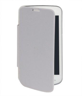 BlueRock Flip Cover for Gionee Pioneer P3 available at Flipkart for Rs.165