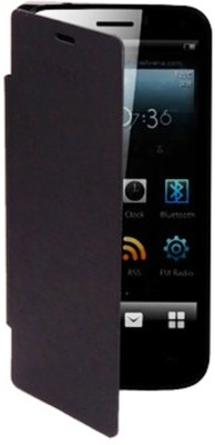 Ace HD Flip Cover for Gionee Pioneer P3 Black available at Flipkart for Rs.179