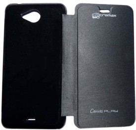 Icod9 Flip Cover for Micromax Canvas Play Q355