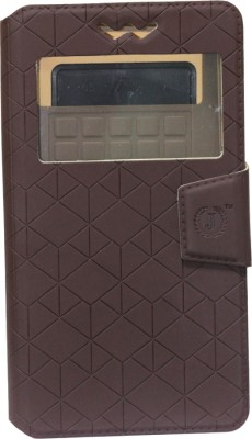 Jojo Flip Cover for Gionee Pioneer P3 available at Flipkart for Rs.590