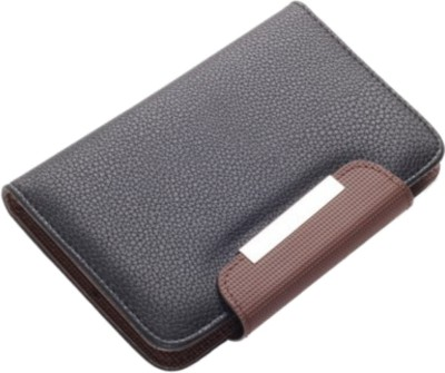 Jojo Flip Cover for Huawei Ascend G700 Black, Brown available at Flipkart for Rs.590