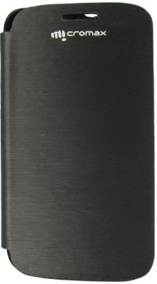 Asquaredeals Flip Cover for Micromax A116 Canvas HD available at Flipkart for Rs.190