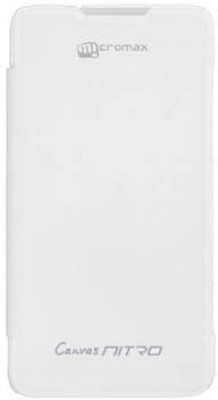 CaseTech-Flip-Cover-for-Micromax-Canvas-Nitro-A311