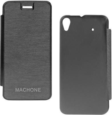 Spicesun Flip Cover for Karbonn Machone Titanium S310