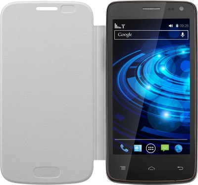 APE Flip Cover for Xolo Q700 White available at Flipkart for Rs.99
