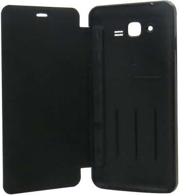 Snooky Flip Cover for For Micromax Bolt A67 Black available at Flipkart for Rs.199