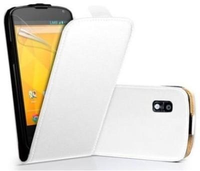 Gioiabazar Flip Cover for Goodle LG Nexus 4 E960