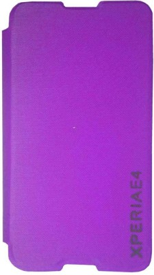 TBZ-Flip-Cover-for-Sony-Xperia-E4/-Sony-Xperia-E4-Dual