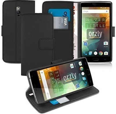 Orzly Mobiles & Accessories Orzly Flip Cover for One plus