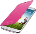 YGS Flip Cover For Samsung Galaxy S4 (I9500) - Pink