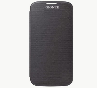 Easy2Sync Flip Cover for Gionee Pioneer P3 Black available at Flipkart for Rs.159