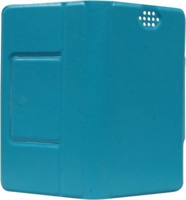 SNE Flip Cover for Karbonn Machone Titanium S310